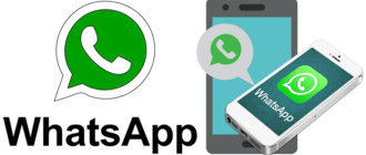 Как установить WhatsApp на телефон лого